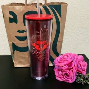 STARBUCKS OVERSEAS YEAR OF THE OX COLD TUMBLER